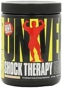 Universal Nutrition Shock Therapy Diet Supplement, Jersey Fresh Peach Tea, 200 Gram