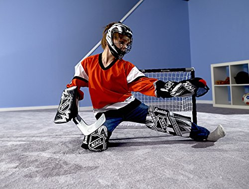 Franklin Sports NHL Mini Hockey Goalie Equipment with Mask ...