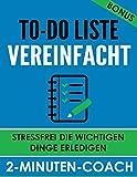 Image de To-Do Liste vereinfacht - Stressfrei die wichtigen Dinge erledigen