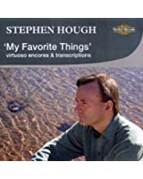 Stephen Hough, piano : My Favorite Things