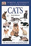 Cats (Eyewitness Handbooks) (1564580709) by David Alderton