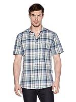 Tom Tailor Camisa Toblach (Azul Claro)