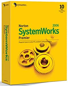 Norton Systemworks 2006 Premier - 10 User [Old Version]