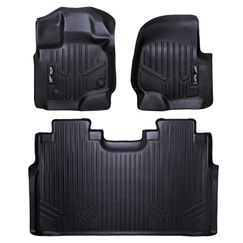 maxfloormat-floor-mats-for-ford-f-150-supercrew-with-front-bucket-seats-2015-2016-complete-set-black
