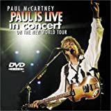 Paul McCartney - Paul Is Live in Concert on the New World Tour (Jewel Case) [Import USA Zone 1]par Paul Mccartney