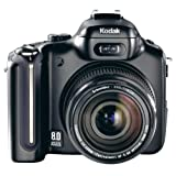 Kodak Easyshare P880 8 MP Digital Camera with 5.8x Wide Angle Optical Zoom ~ Kodak