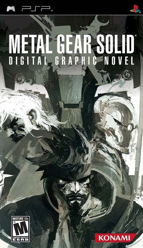 Metal Gear Solid: Digital Graphic Novel - Sony PSP (Metal Gear Portable compare prices)