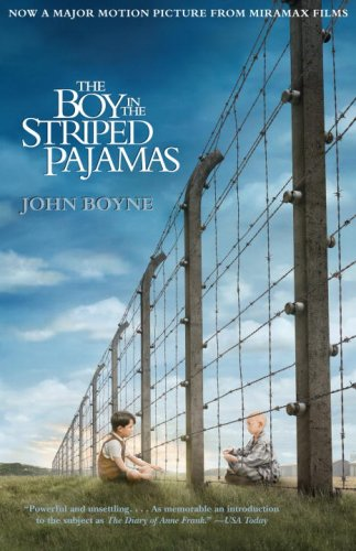 The Boy in the Striped Pajamas by: John Boyne   While reading The Boy in the Striped Pajamas by John