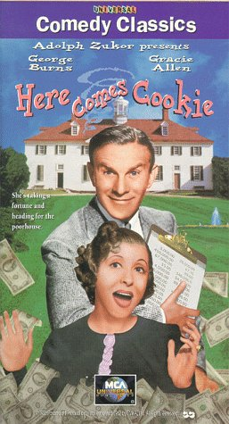 Here Comes Cookie [VHS]