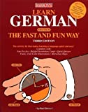 img - for Learn German the Fast and Fun Way 3rd (third) Revised Edition by Graves, Paul published by Barron's Educational Series Inc.,U.S. (2004) book / textbook / text book