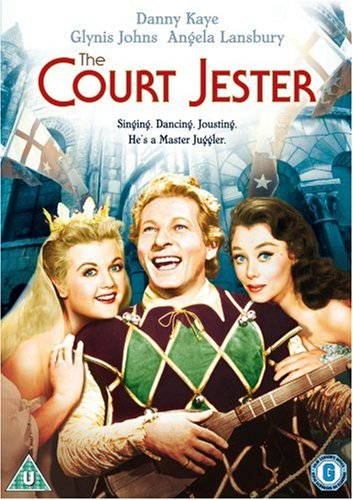 Court Jester [DVD] [1956]