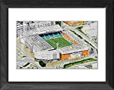 Framed Print of Carrow Road Stadia Art - Norwich City FC 9376274