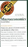 Macroeconomics (Barrons EZ-101 Study Keys)