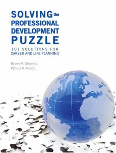 Solving the Professional Development Puzzle: 101...