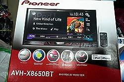 See 2014 PIONEER AVH-X8650BT audio 7