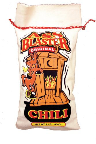 Ass Blaster Chili - These Arizona spices make