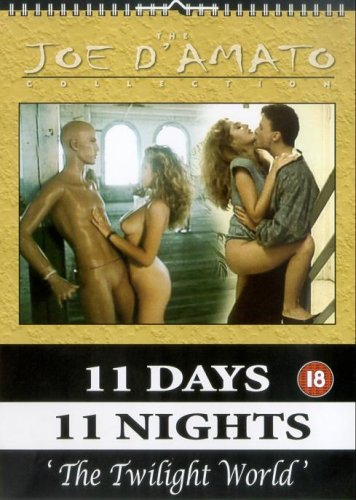 11 Days 11 Nights - Part 2 - The Twilight World [DVD]
