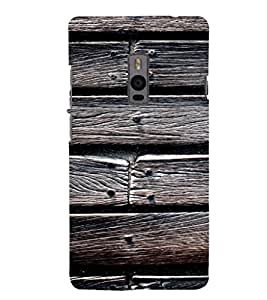 EPICCASE Woody Mobile Back Case Cover For OnePlus 2 (Designer Case)