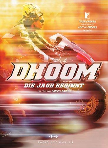 Dhoom - Die Jagd beginnt [Alemania] [DVD]