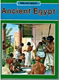Ancient Egypt (Find Out About) (0237601656) by Stead, Miriam