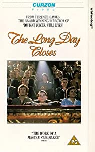 The Long Day Closes [VHS]