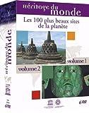 echange, troc Héritage du monde : Les 50 plus beaux sites de la planète - Vol. 1 & 2 - coffret 6 DVD