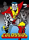 Colossus fridge magnet (Marvel comics)