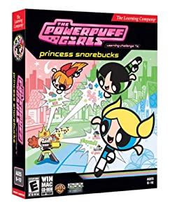 HB Powerpuff Girls 2 Princess Snorebucks (PC and Mac)