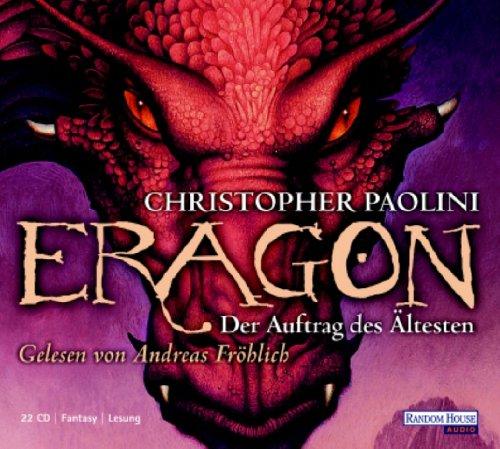 Eragon - Der Auftrag des Ältesten: Fantasy-Thriller