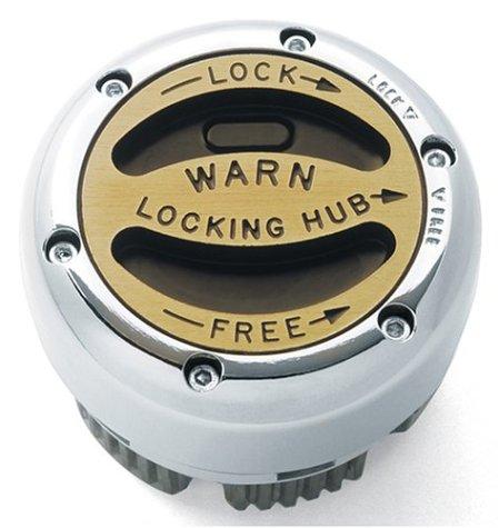 WARN 38826 Premium Manual Hub Kit