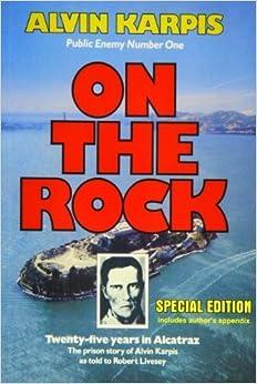 The Alvin Karpis Story by Alvin Karpis; VG 1971 HC, No DJ, Crime, Violence,1930s