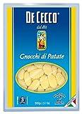 De Cecco Gnocchi Di Patate 500 g (Pack of 4)