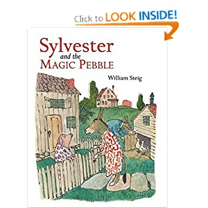 Amazon.com: Sylvester and the Magic Pebble (9781416902065 ...