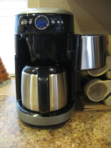 Kitchenaid Coffee Maker 12 Cup Thermal : KitchenAid 12 Cup Thermal Carafe Coffee Maker, Onyx Black on PopScreen