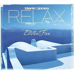 Blank & Jones : Relax Edition Five