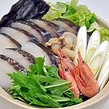 [北海道産の身の締まった真鱈をふんだんに使用しました!]たら鍋セット(2?3人前)