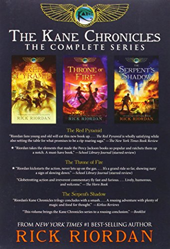 The-Kane-Chronicles-The-Complete-Series