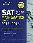 Kaplan SAT Subject Test Mathematics L...