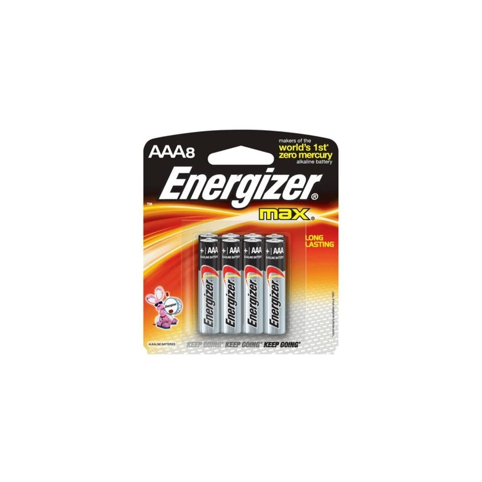 energizer eveready 10805 aaa cell 1 5 volt battery 8. Black Bedroom Furniture Sets. Home Design Ideas