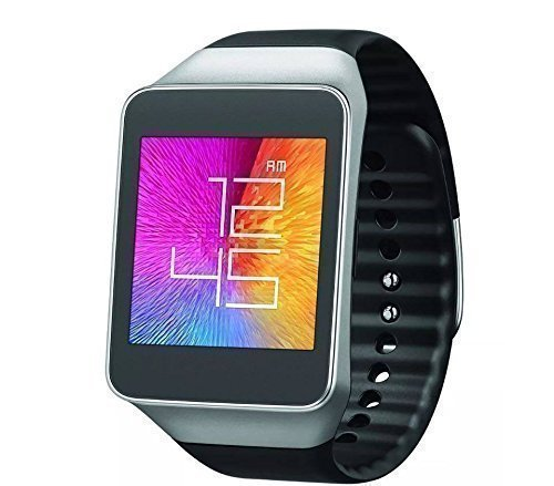 Samsung Galaxy Gear Smart Watch Live Android R-382 Black Free Shipping