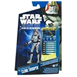 """Special Figure Stealth OPS Clone Trooper """"Blackout"""" The Clone Wars Collection von Hasbro"""