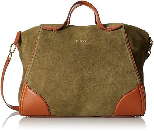 Cole Haan Ellery Satchel, Fatigue (Cole Haan Women Handbag compare prices)