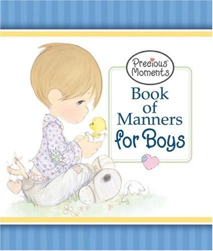 Precious Moments® Book of Manners for Boys