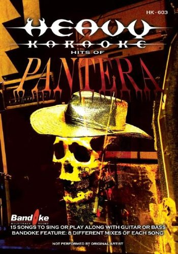 Heavy Karaoke - Hits Of Pantera [DVD]