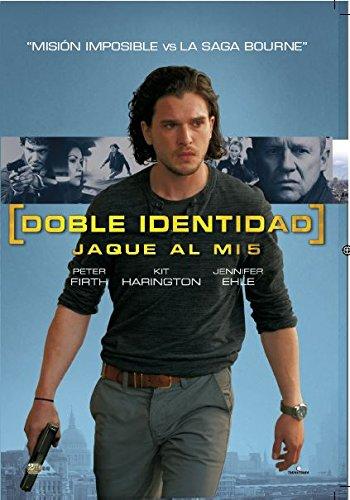 Doble identidad: Jaque Al MI5 [DVD]