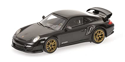 Minichamps Porsche GT2 RS Noir/Or 1/43