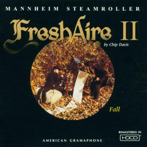 Mannheim Steamroller-Fresh Aire II-(AG50022)-Remastered-CD-FLAC-2000-DeVOiD Download