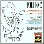Gloria Concerto Orgue Pr