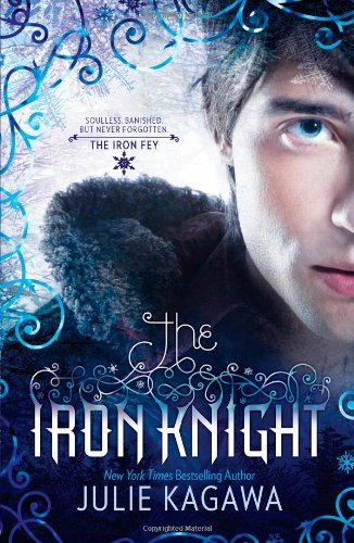 Cover of The Iron Knight (The Iron Fey)