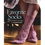 "Favorite Socks: 25 Timeless Designs from Interweavevon ""Ann Budd"""